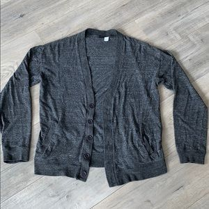 BDG Urban Outfitters Grey Cardigan Small